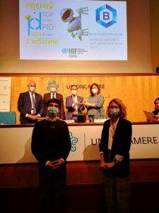 """Blockchain Italia vince il premio """"Top of the PID 2020"""" per il progetto Dedit"""