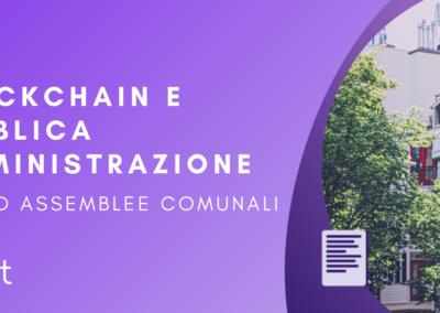 Blockchain per le PA