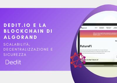 La Blockchain di Algorand