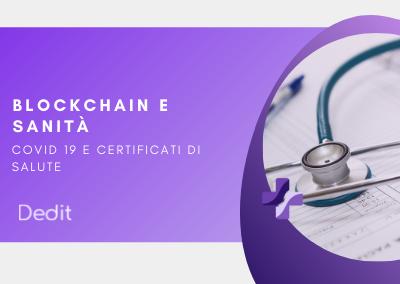Blockchain per la sanità