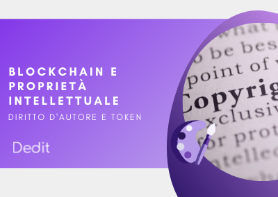 Blockchain per la proprietà intellettuale