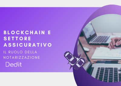 Blockchain e settore assicurativo
