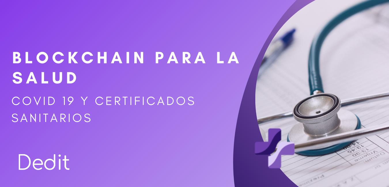 blockchain para la salud