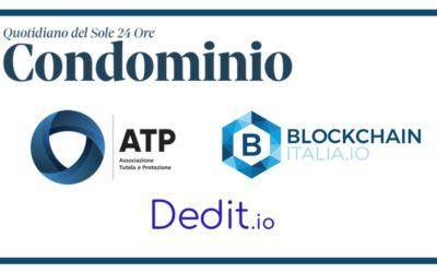 Blockchain: risoluzione delle controversie per Atp e Blockchain Italia