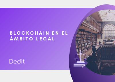 Blockchain en el ámbito legal