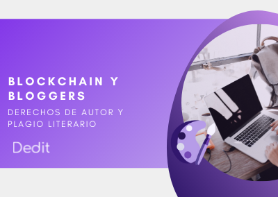 Blockchain y bloggers