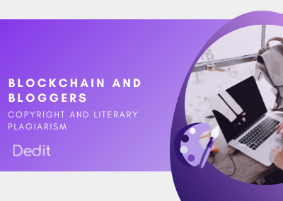 Blockchain and bloggers