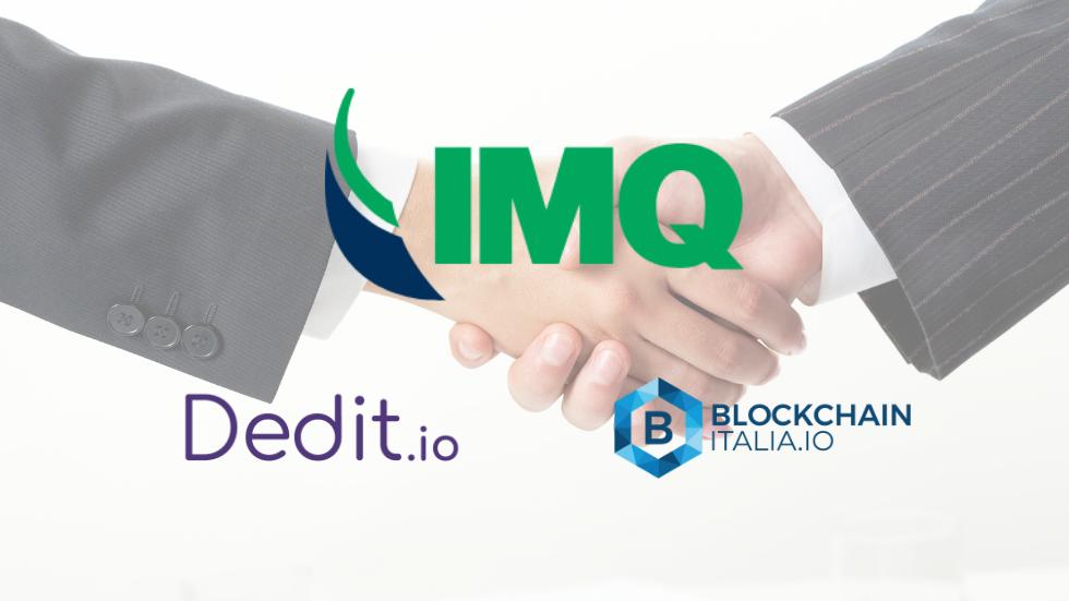 Tecnología Blockchain para certificados IMQ