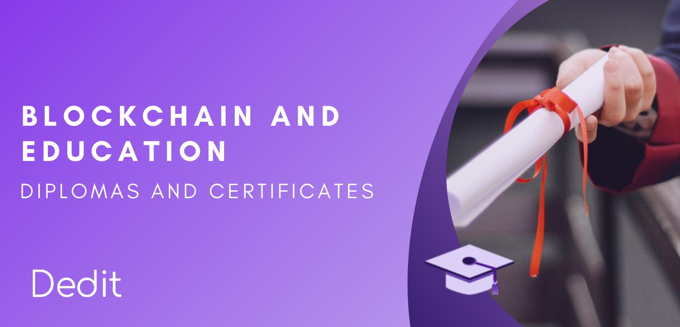 Blockchain and education