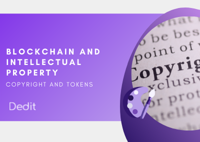 Blockchain and intellectual property