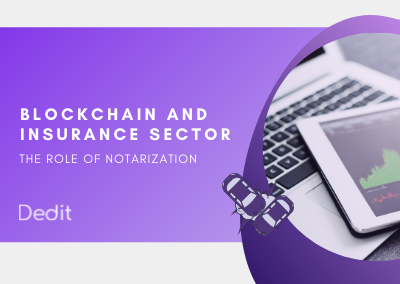 Blockchain and insurance sector